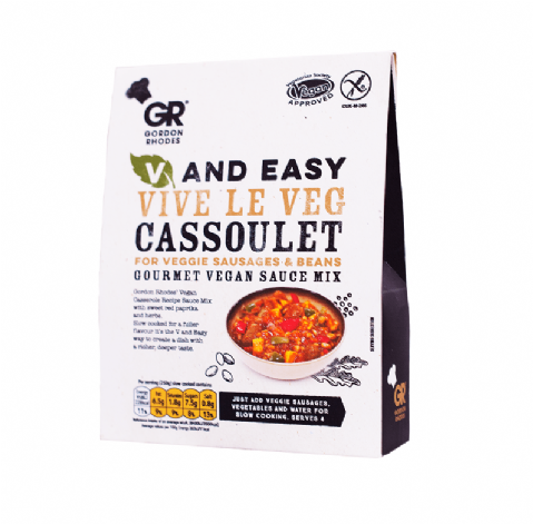 V and Easy Vive Le Cassoulet 75g